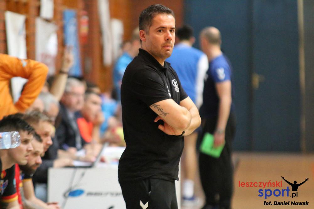Maciej Wierucki: W każdym meczu będziemy walczyć jak o życie